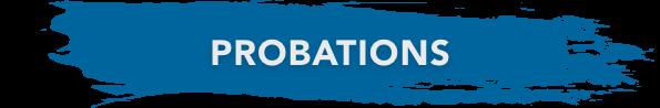 probations banner blue